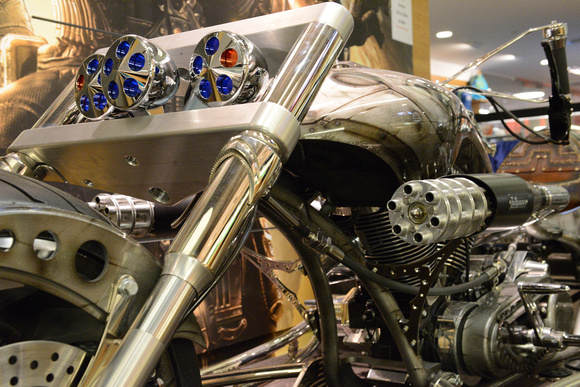 D600 Image of the Gears of War 3 Chopper - Copyright Ron Martinsen - ALL RIGHTS RESERVED